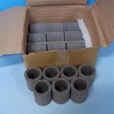 TYROLIT 63,5 x 76 x 12,7 35M/S, 10520/MIN GRINDING WHEEL 5927934 *NEW* LOT OF 19