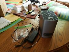 WD My Book DUO RAID USB 3.0 ENCLOSURE ONLY SATA Hard Drive Case - no drives
