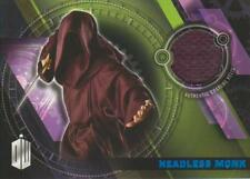 Doctor Who Timeless - Costume Relic Card - Headless Monk's Robe  50/99
