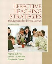 Effective Teaching Strategies That Accommodate Diverse Learners (4th Edition)...