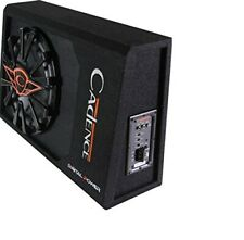 """CADENCE FSB 10SA 10"""" SINGLE 10"""" SUB WOOFER WITH BUILT IN AMP"""