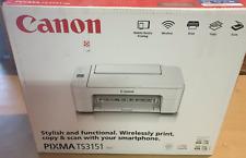 Canon PIXMA TS3151 Tintenstrahl Multifunktionsdrucker Drucker Scanner Kopierer
