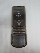 Nokia 8800 Sapphire Arte - Brown (Unlocked) Cellular Phone