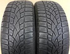 2 Pcs - 215/60 R17 - Dunlop - Sp Winter Sport 3D, A0 - Winter Tyre - 96H