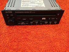 MITSUBISHI SP. WAGON Radio mit CD - MR337279 RDS Mitsubishi Motors W142