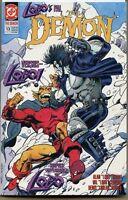Demon 1990 series # 13 near mint comic book