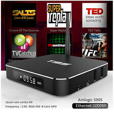 T95 2GB Quad-Core S905 4K 1080p Bluetooth Wifi DDR Android TV Media Box Set
