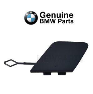 For BMW F32 F33 F36 4-Series Rear Bumper-Tow Hook Eye Cap Cover Genuine