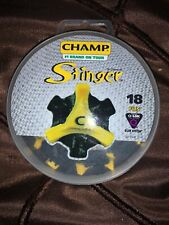 Champ Stinger Replacement Spikes 18 replacement golf cleats