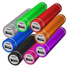 Power Bank Extern Akku 700 mAh USB Norfall Ladegerät Universal iPhone Samsung