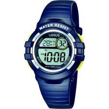 Lorus Kids Digital Navy Strap Watch R2381HX9