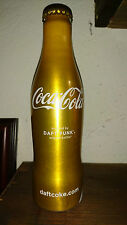 Coca Cola Bottle Daft Punk - France - Aluminium flasche bottiglia bouteille