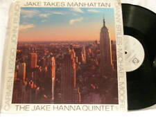 JAKE HANNA Takes Manhattan John Bunch Danny Stiles LP