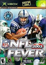 NFL Fever 2003 (Microsoft Xbox, 2002)