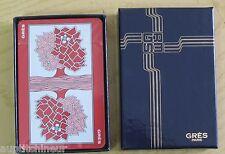 Jeu de 54 cartes de collection parfum grès Paris neuf motif 3