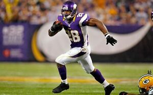{24 inches X 36 inches} Adrian Peterson Poster #2 - Free Shipping!