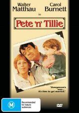 PETE N TILLIE Carol Burnett Walter Matthau marriage NEW