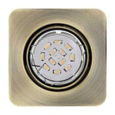 Lampadari da soffitto in metallo marrone GU10