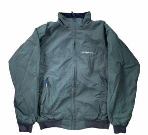 Green Henri Lloyd Full Zip Jacket Size Medium