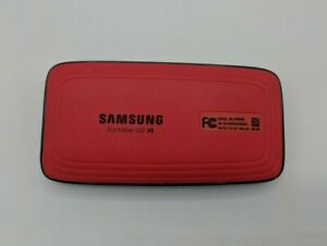 SAMSUNG PORTABLE SSD X5 500GB (MU-PB500B) THUNDERBOLT *TESTED AND WORKING*