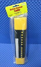 "TACKLE TAMER SNELL & LEADER HOLDER 13"" x 1 3/4"" #TT-1 YELLOW & BLACK"