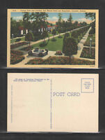 1950s ORANGE VISTA GARDENS SAN MARCOS HOTEL BUNGALOWS CHANDLER ARIZONA POSTCARD