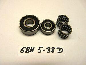 Bosch GBH 5-38 D Kugellager für Rotor + 2 x Nadelkranz !!!!!