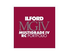 """Ilford Multigrade IV RC Portfolio B&W Paper 5x7"""" Glossy 100 Sheets (1865673)"""