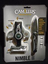 CAMILLUS NIMBLE II SET INCLUDING: FOLDING KNIFE AND MULTI-TOOL