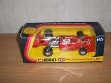 Corgi 159 Patrick Eagle Indianapolis Racing Car VNMint & Boxed