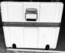 Parker Plastics 22x21x19 Heavy Duty Shipping Container With Wheels