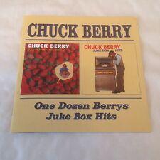 Chuck Berry - One Dozen Berrys/Juke Box Hits CD (1999) 1958/60 R&B Rock & Roll