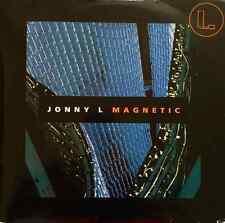 "JONNY L - Magnetic (6 x 12"" LP) (VG-EX/G)"