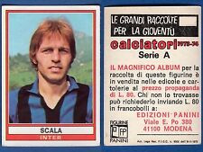 FIGURINA CALCIATORI PANINI 1973/74 - NUOVA/NEW N.158 SCALA - INTER
