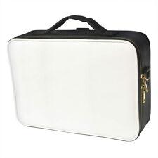 Professional Makeup Bag Travel Cosmetic Case Organiser Makeup Brush Toiletry Bag