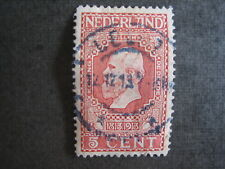 Netherlands: 1913 Jubileum 5 ct LEIDEN