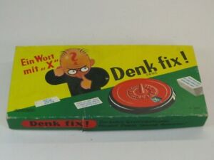 !!! SPEAR SPIEL Denk Fix! GUT !!!