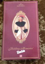 Hallmark Special Edition Holiday Memories Barbie Mattel 1995 doll