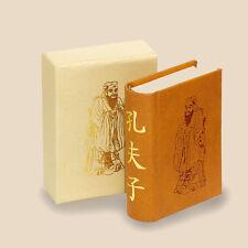 Miniaturbuch Minibuch:  Konfuzius, Gespräche