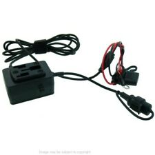 Ultimate Addons Click On Motorcycle Direct to Battery Hardwire Cable