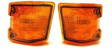 VW Transporter  MK II 1967-1979 front Amber signal indicators PAIR (LH+RH)