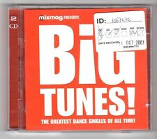 (GZ278) Various Artists, Big Tunes! - 2001 Double Mixmag CD