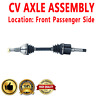 1x Front Passenger Side CV Axle For BUICK RENDEZVOUS 02-06 3.4L AWD V6 3.6L
