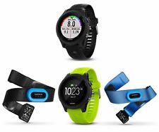 Garmin Forerunner 935 Running & Triathlon GPS HRM Watch Black Tri-Bundle USED!!!