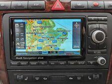 2019 AUDI S3 RNS-E Navigation Plus SAT NAV disco DVD GPS de actualización del firmware de Reino Unido