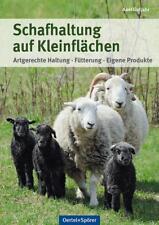 Schafhaltung auf Kleinflächen von Axel Gutjahr (2018, Gebundene Ausgabe)