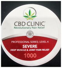 Level 4 Severe Pain Relief Ointment 44G 5% Camphor 7% Menthol Pro Series