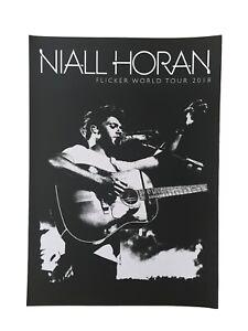 Niall Horan Flicker World Concert Tour 2018 Official Cardboard Poster Print