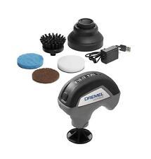 Power Tool Cleaner Kit Remove Dirt Scum Spot Dremel Versa USB Cordless Li-Ion