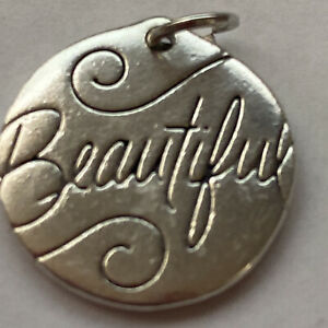 James Avery Sterling Silver Beautiful Charm